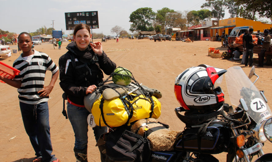 Free wheeling to Chipata