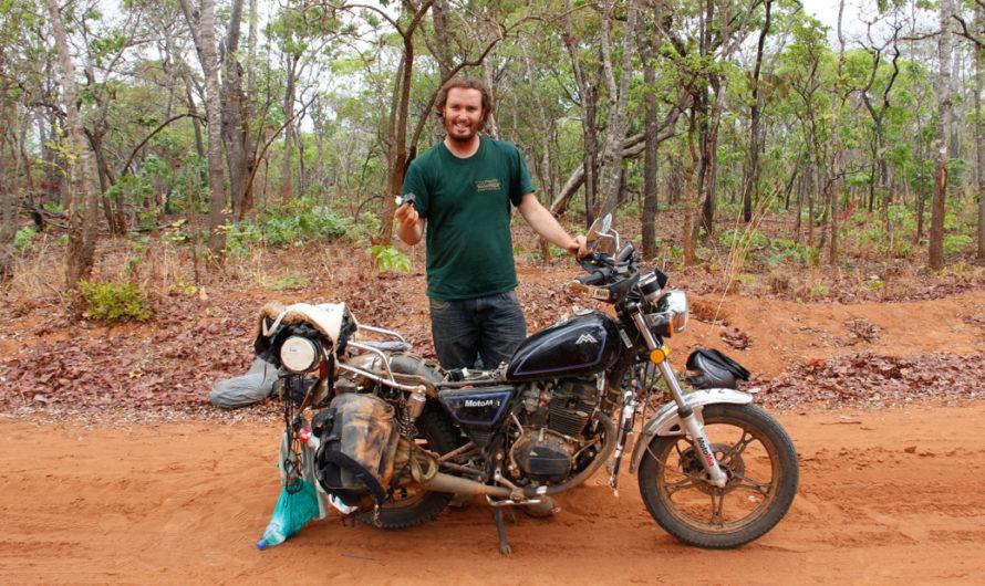 Western Tanz: Adventure biking at its best!