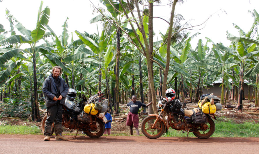 Switching to the right side of the road in Rwanda