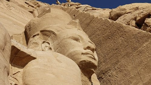 Abu Simbel and still no escaping Aswan