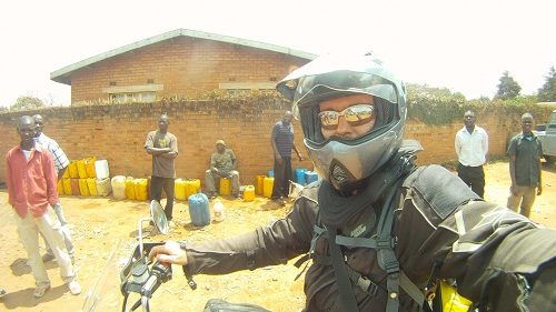 A short ride to Mzuzu