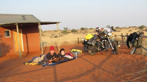 Highlights from Namibia 7 – 14 September 2011